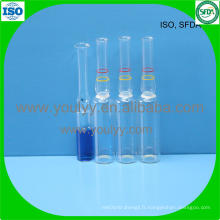 2 ml Clear Medical Ampoule