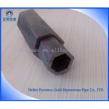 Многие размеры бесшовных шестигранных стальных труб для карданного вала