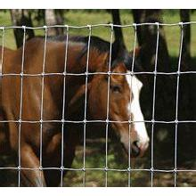 Metal Galvanized Wire Mesh Cattel Horse Fence for Sale