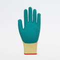 Anti-scratch Heat Insulation Latex Economic Working Gloves