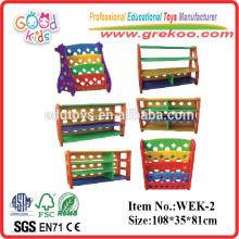 2014 novo produto mobiliário infantil jardim de infância