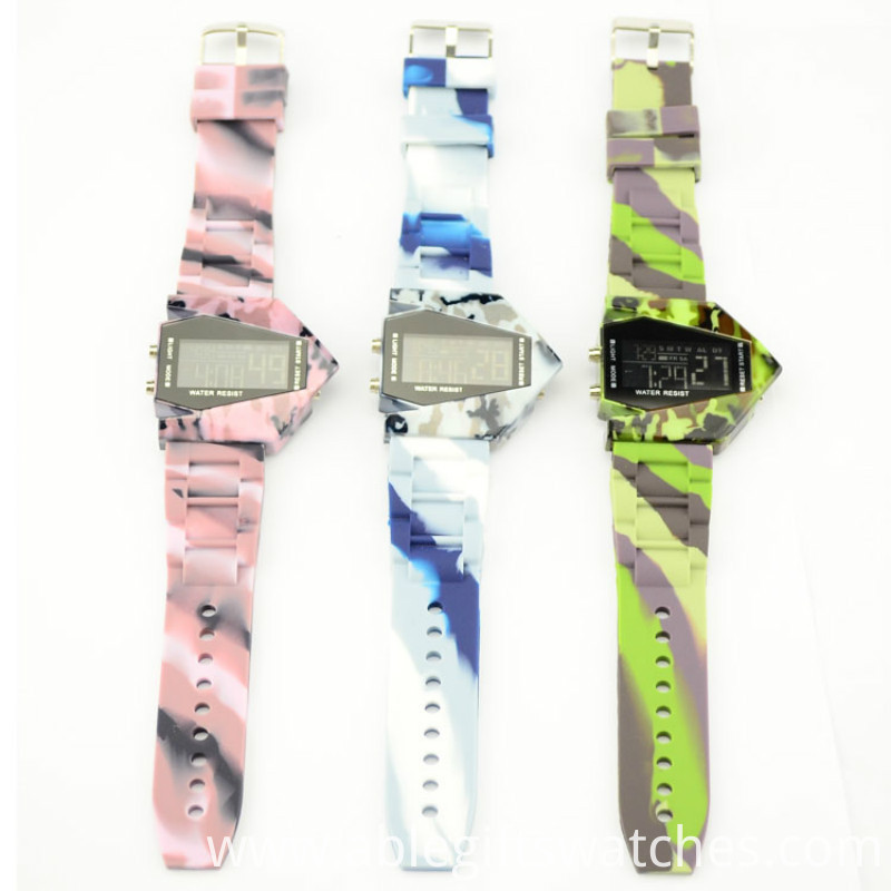 colorful children led watch