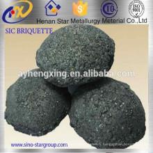 Boule de carbure de silicium