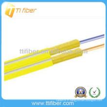 Câble fibre optique à un seul mode Câble fibre optique intérieur