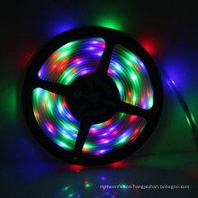 Beautiful 5M ws2812 50 ICs 5050 digital RGB Strip 150LED Pixels IP65 waterproof Dream Magic Full color DC 12V Led Strip light