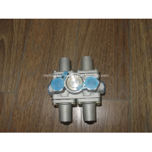 Muiti circuit protection valves