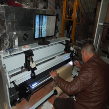 MACHINE DE MONTAGE DE PLAQUE