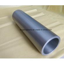 Tubos de alta temperatura molibdeno puro tubo/Mo de 99.95%