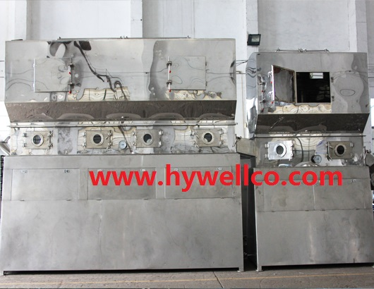 Particles Production Line