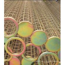 Staubfilterbeutel-Käfig der chemischen Industrie