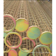 Chemical Industry Dust Filter Bag Cage