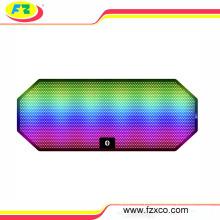 LED Light High Fidelity Audio Bluetooth Speakers, Mini Portable Wireless Bluetooth Speaker
