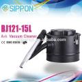 CE / ROHS / GS 15L 800W europa mercado ash aspirador com bower
