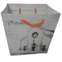 Gift Mooncake and Pizza Packaging Paper Bag (square)