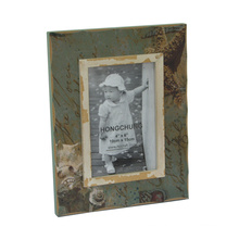 Old Photo Frames Wood for Home Decoration