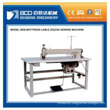 Automatic Mattress Label Zigzag Sewing Machine