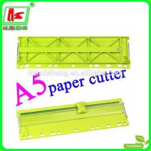 Cortador de papel plástico, cortador de papel da guilhotina polar, aparador