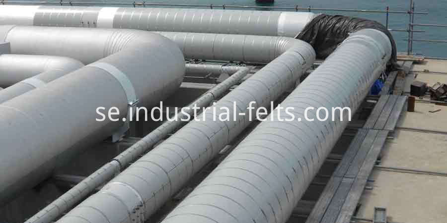 AMA Aerogel pipe insulation products