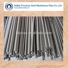 Tubos / tubos de acero con forma especial