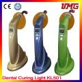 Heißer Verkaufs-zahnmedizinischer Maschinen-Regenbogen LED, der Licht kuriert