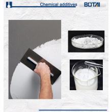 На основе цемента высокой прочности раствора ГПМЦ примесью Mhpc