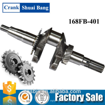 Professional Design Crankshaft Drawing, Iron Forged Crankshaft