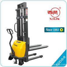 Customized for Offer Semi Electric Stacker Truck,Semi Lift Truck Semi Electric Stacker,Semi Electric Stacker From China Manufacturer Xilin CDD-B-III/CTD-B-III economy semi-electric stacker supply to Mongolia Suppliers