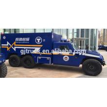 Camión de bomberos militar Dongfeng para todas las ruedas impulsadas