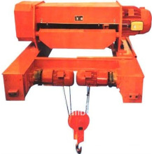 Equipo de elevación del alzamiento eléctrico de la grúa de grúa doble