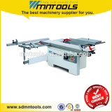 High cutting precision panel saw