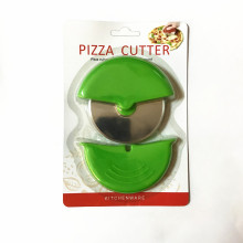 Pizza Cutter Wheel Slicer Knife with Protective Cover