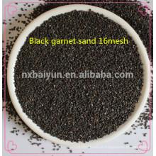 Venda quente na Polônia 80mesh Garnet Abrasive para corte de jato de água para venda