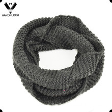 Warm Solid Color Wool Knitting Neck Warmer