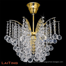 Modern butterfly shape pendant light unique crystal ceiling chandelier light