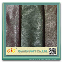 100% Polyester Microfiber Suede Auto Upholstery