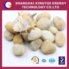 Pebble stone amplamente utilizado em plantas de esgoto