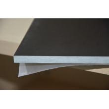 Textura fina ESD-G10 / Fr4 Laminado de epóxi