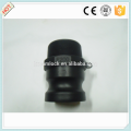 Camlock PP type F , cam lock fittings, quick coupling China manufacture