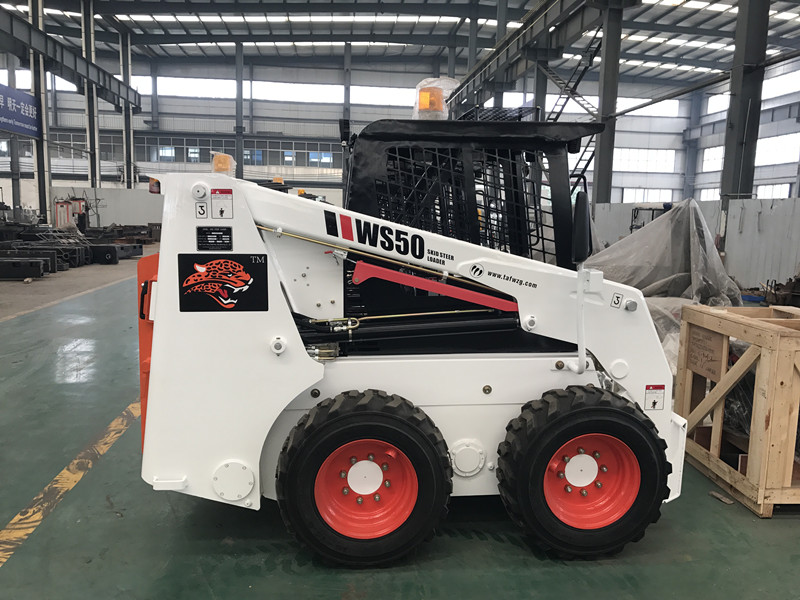 Fuwei 50HP Mini Wheel Loader for Sale