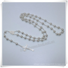 Beautiful 8mm High Quality Metal Beads/Beads Rosaries/Religious Jewelry (IO-cr396)