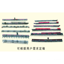 Combine Harvester Cutter Assembly, Moving Blade Riveting Series