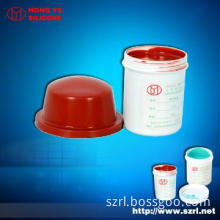RTV Silicon Rubber for Pad Printing pad