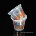 Изготовленный на заказ логос 180ml напечатал термоформовывая PP устранимые пластичные чашки воды