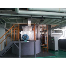 Calciummagnesiumcarbonaat Rotary Flash Drying Machinery