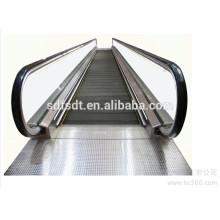 Plaque de peigne d'ascenseur de 0 degrés pour la marche en mouvement