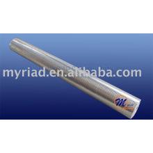 Isolation réfléchissante en aluminium, isolation thermique, barrière thermique radiante