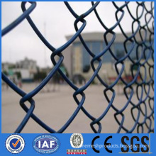 Long Service Life PVC Chain Link Fence