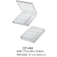Caixa Plástica Quadrada Compacta Cp-494