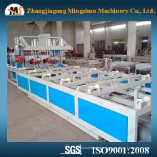 Máquina de dobramento de tubos duplos para tubos de PVC