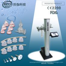 Sistema de peito de mama super mamadeira digital
